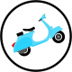 Scooter & Bike Rental - Makarska Touristik Logo