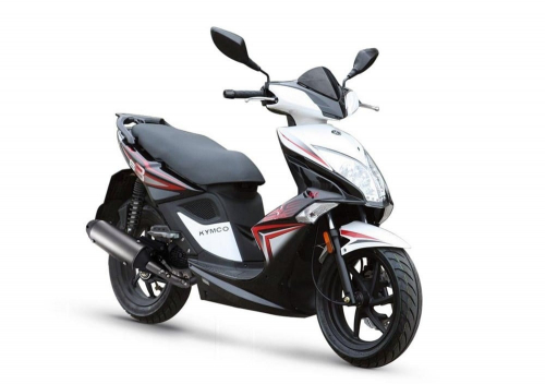 kymco 50 ccm - rent a scooter makarska